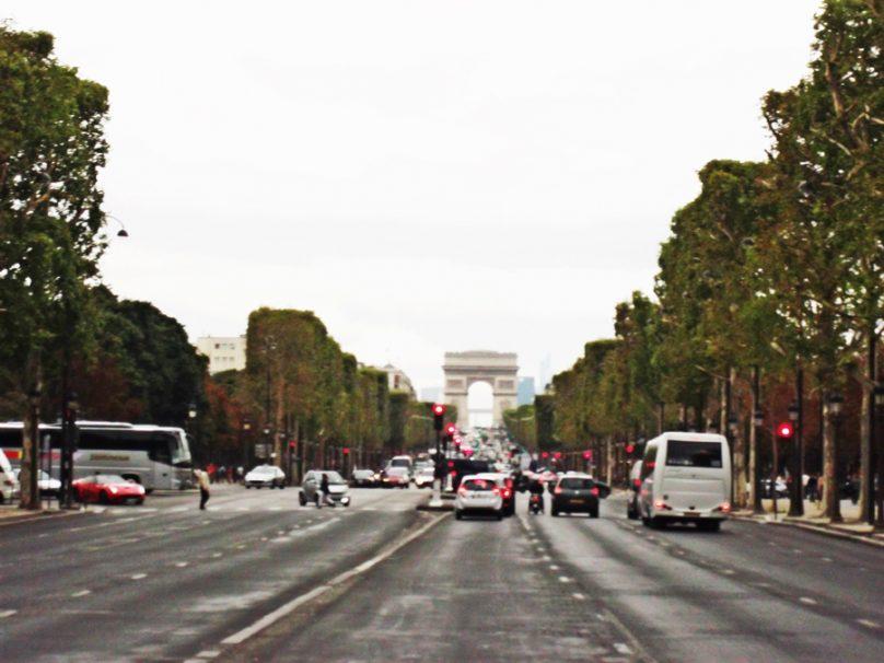 Campos Elíseos (París, Francia)