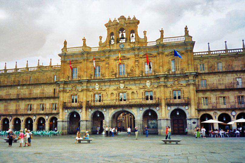 Plaza Mayor (Salamanca, Castilla y León)