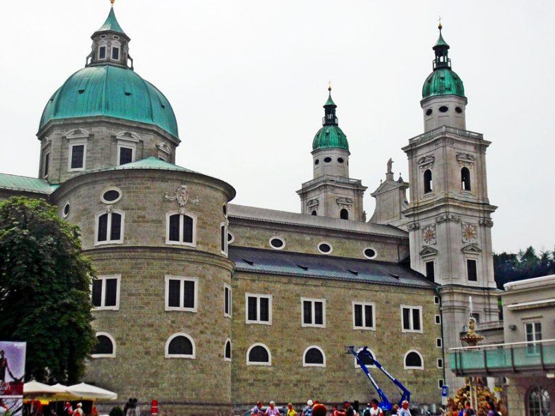 Catedral de San Ruperto y San Virgilio (Salzburgo, Austria)