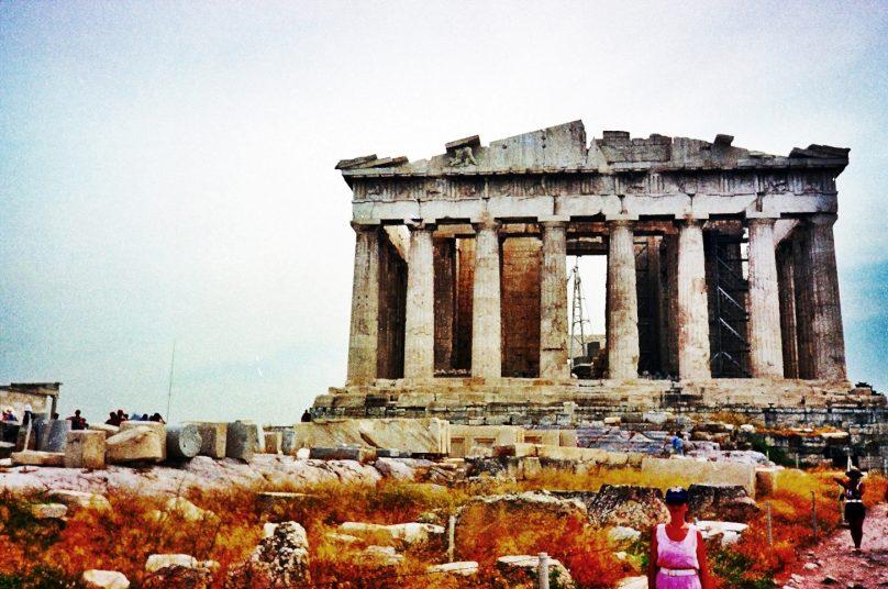 Partenón (Atenas, Grecia)