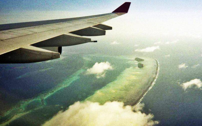 Hulhule' (Distrito de Kaafu, Maldivas)